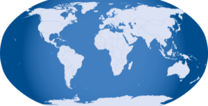 blue-world-map