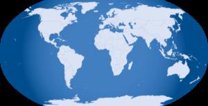 blue-world-map